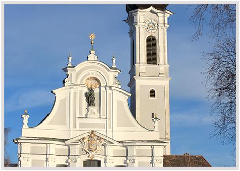 Ferienwohnung Karlotta Diessen Marienkirche